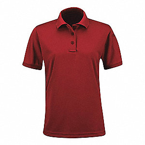 Tactical Polo, 2XL, Red