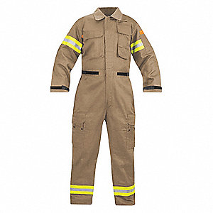 "Extrication Suit, 4XL, Inseam 34"", Mens"