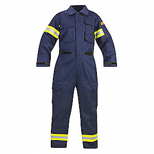"Extrication Suit, 2XL, Inseam 34"", Mens"
