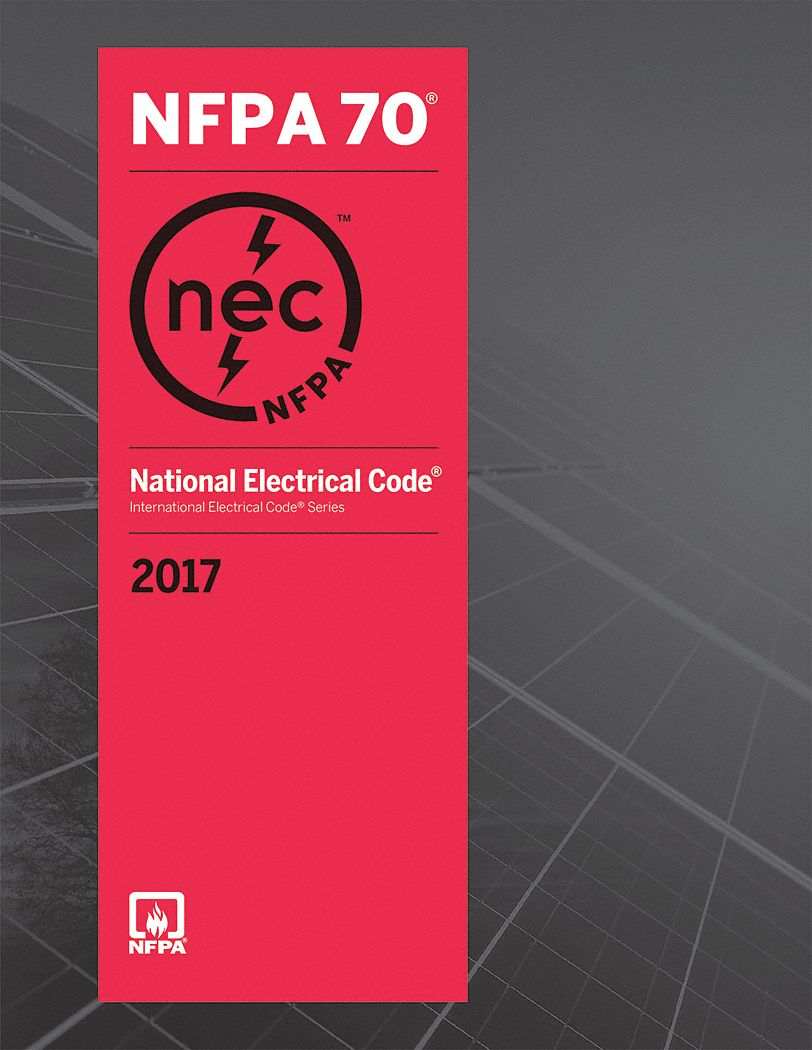 Code Book,  Electrical,  NFPA 70(R) National Electrical Code,  Loose Leaf