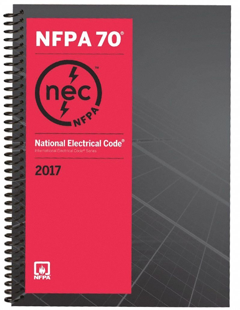 Code Book,  Electrical,  NFPA 70(R) National Electrical Code,  Spiralbound