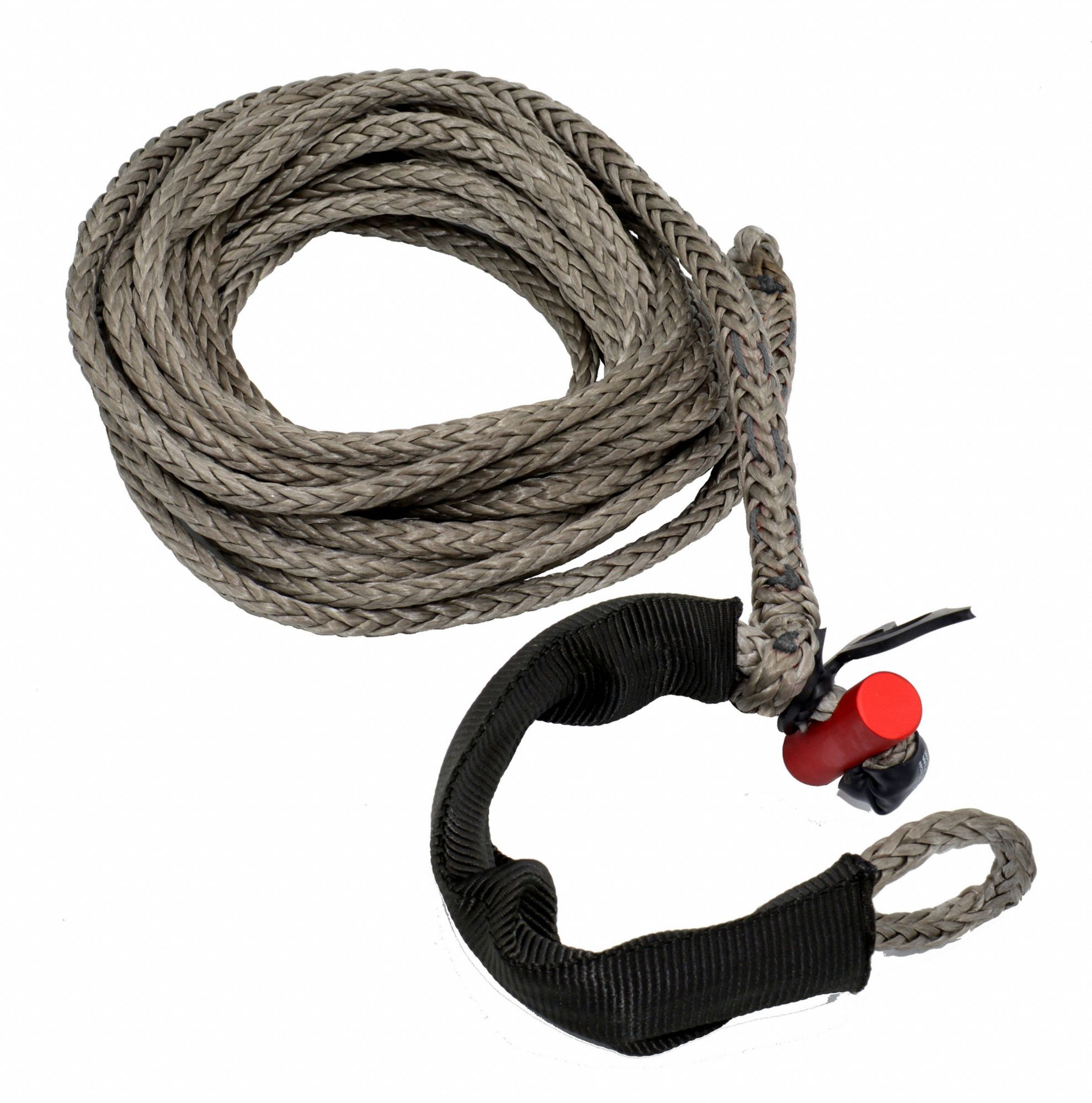 "Winch Line,Synthetic,5/16"",25 ft."