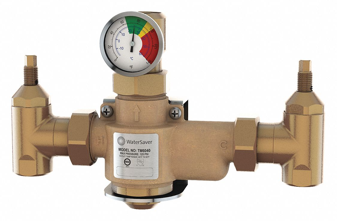 Eye Wash And Shower Thermal Protection Valves Grainger Industrial Supply