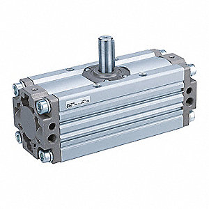Pneumatic Rotary, Actuator Rack and Pinion