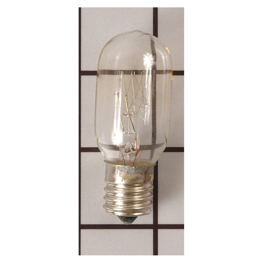 Light Bulb, Microwave, Fits Brand GE, Hotpoint, Kenmore