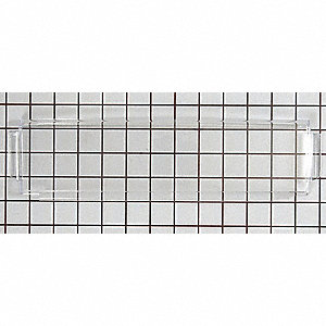 Module Shelf Insert, Clear