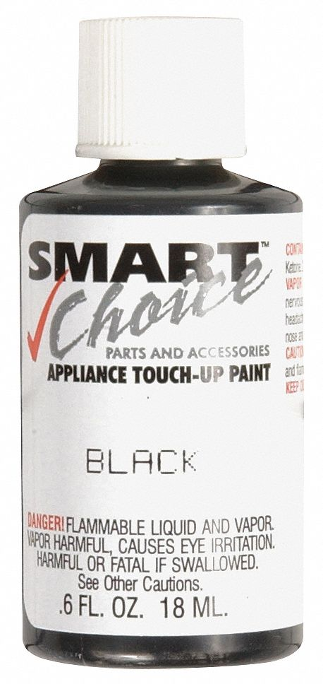 Touch Up Paint, Black
