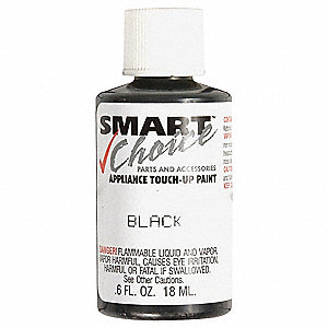 Touch Up Paint,Black