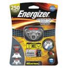 Linterna para la Cabeza LED Industrial, Material Plástico, Iluminación Máxima (Lúmenes) 250
