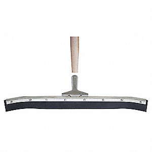 "Floor Squeegee,Curved,36"" W"