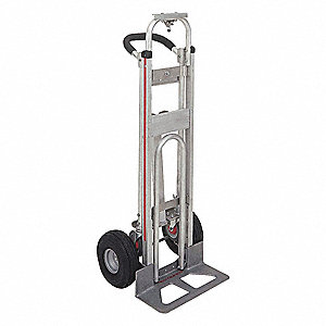 Multi Position Hand Truck, Overall Height 51""