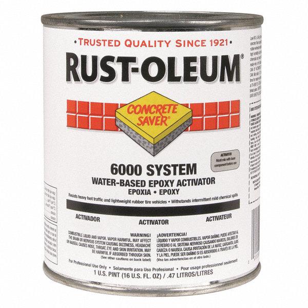 Rust Oleum Epoxy Shield : Rust oleum epoxy coating activator size pt a
