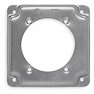 Electrical Box Cover,30-60A Receptacle