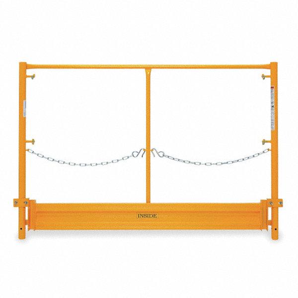 Bil Jax Scaffolding Parts : Bil jax guard rail quot overall height