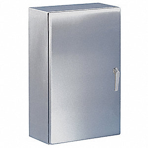 "316L Stainless Steel Enclosure, 47.30"" Height, 35.40"" Width, 11.80"" Depth"