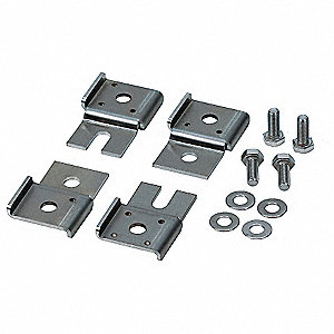 WALLMOUNT KIT,WM,316 STAINLESS STEE
