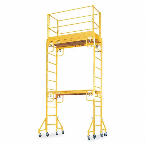 Bil Jax Scaffolding Parts : Bil jax scaffold tower steel to ft quot platform