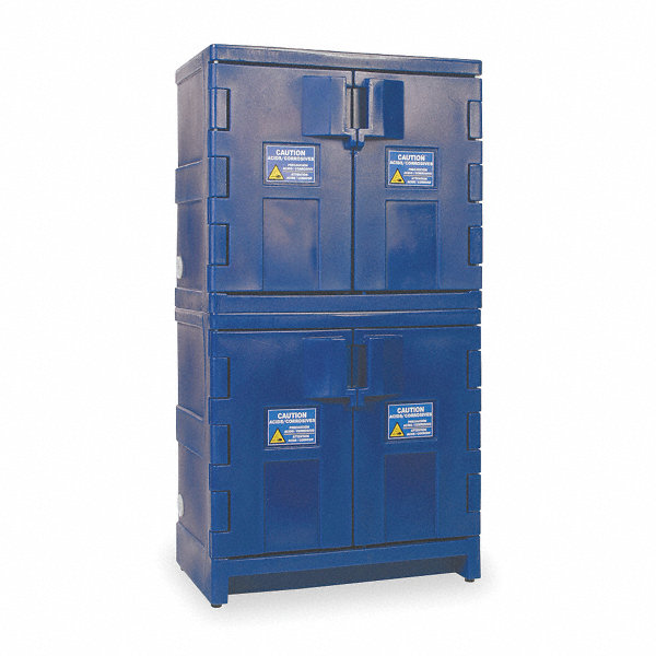 eagle 44 gal capacity 65 x 35 x 22 blue