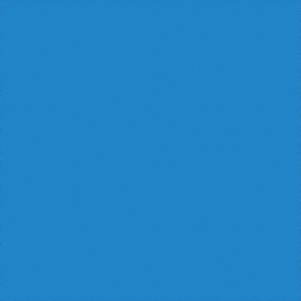Gloss Interior/Exterior Paint, Oil Base, Safety Blue, 1 gal
