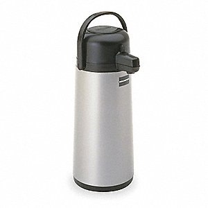 COFFEE AIRPOT,STAINLESS STEEL
