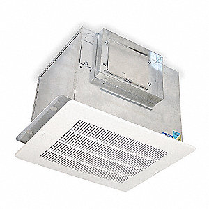 Ceiling Ventilator,Insulated,752 CFM