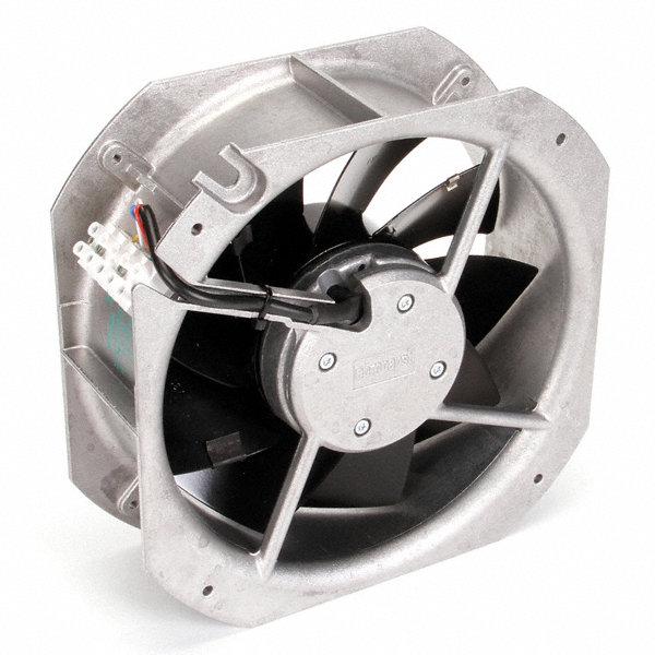 Ebm papst square axial fan 8 7 8 width 8 7 8 height for Ebm papst fan motor