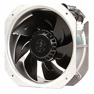 Axial Fan,115VAC,8-7/8In H,8-7/8In W