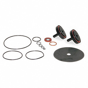 Backflow Preventer Repair Kit, For Use With Watts No. 009QT