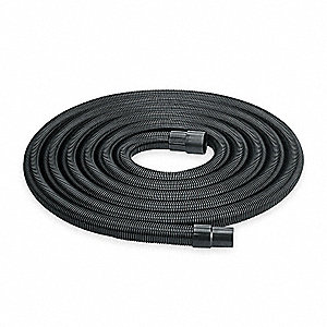 "25 ft. x 1-1/2"" Crush Resistant Vacuum Hose for Dayton Vacuums"