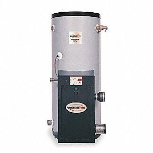 Rheem Ruud Commercial Gas Water Heater 119 0 Gal Tank