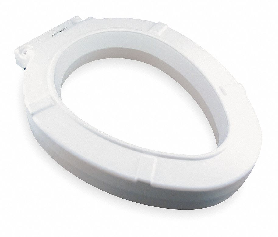 Elongated,  Lift Toilet Seat Type,  Closed Front Type,  Includes Cover No,  White
