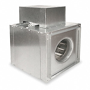 Inline Duct Blower, 20 In. Dia.