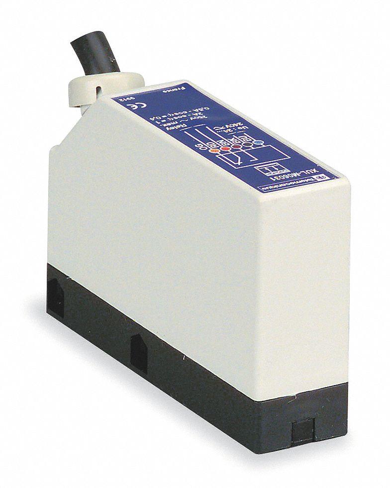TELEMECANIQUE SENSORS XUB1ANANL2 Photoelectric Sensor,Cylinder,Reflective
