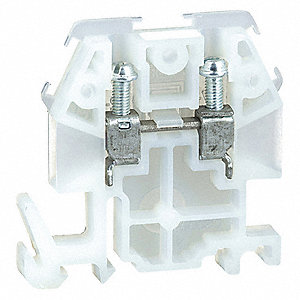 Terminal Block, 600VAC Voltage, 30 Amps, 10 AWG Max. Wire Size, 22 AWG Min. Wire Size