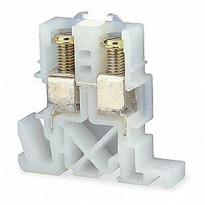 square d terminal block 600vac voltage 110 amps 4 awg max wire rh grainger com Mount 110 Block Walls Main Distribution Frame Wiring Block