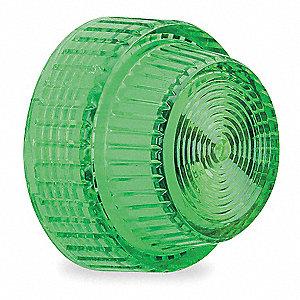 GREEN CAP P L LENS