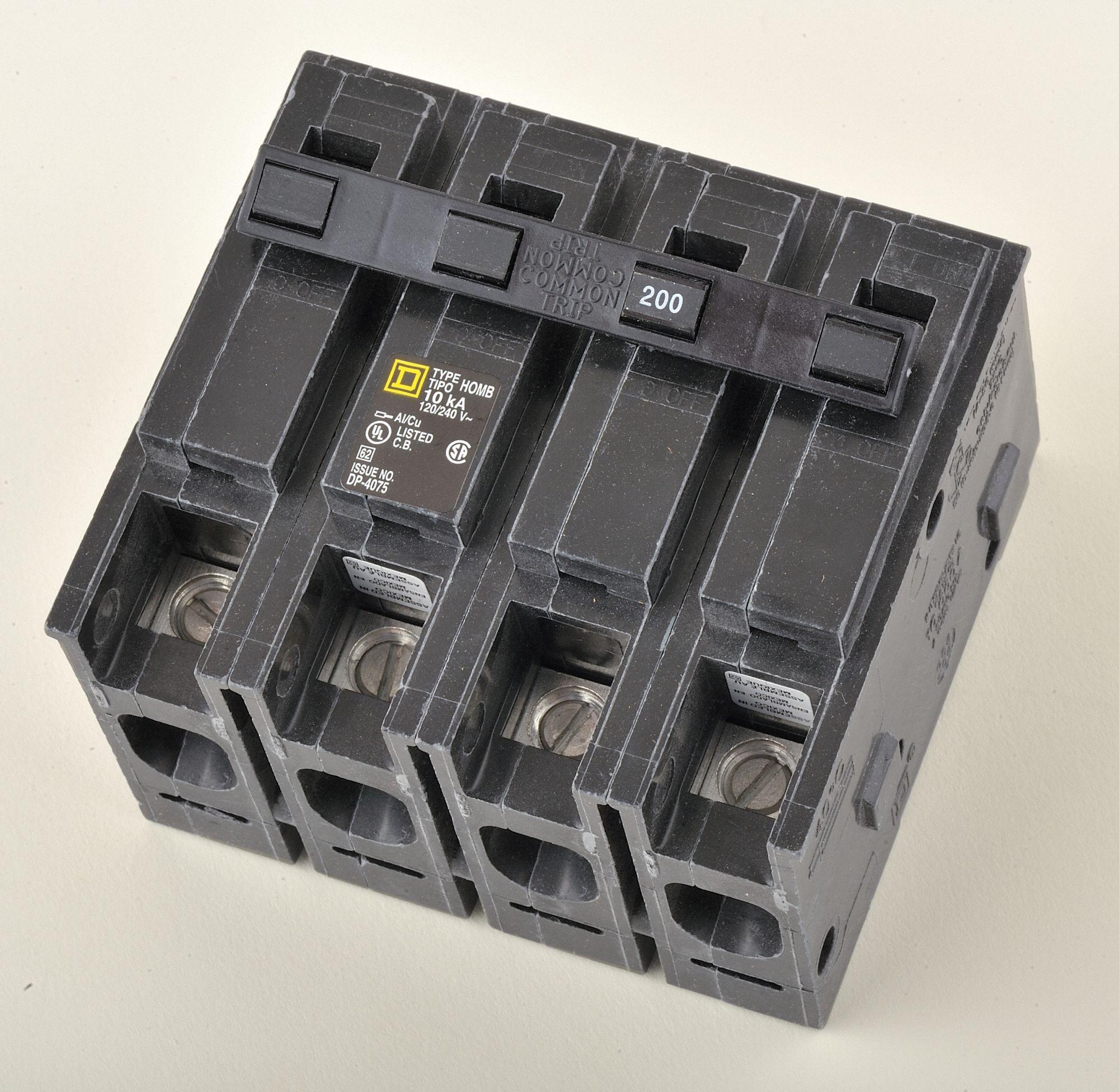 Hom2200bb Circuit Breaker Excellent Electrical Wiring Diagram House Image Library Hom2200 Square D Number Of Poles 4 200 Amps Standard Rh Grainger Com Qom2200vh