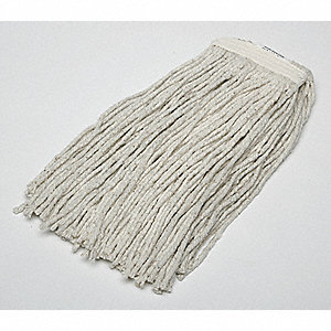 Quick Change Cotton String Mop Head, Beige