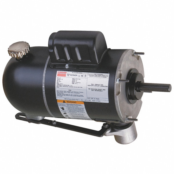 Dayton 1 2 hp pedestal fan motor permanent split for General motors extended warranty plans