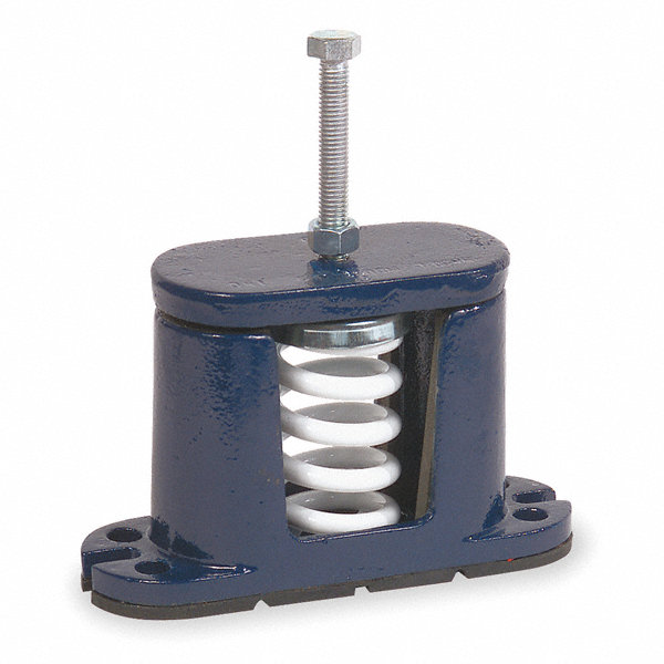 Mason Floor Mount Vibration Isolator Spring 5c136 5c136