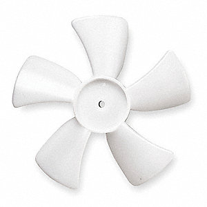 "4-1/2"" CCW Propeller, Gray&#x3b; Number of Blades: 5"