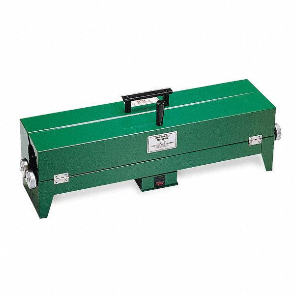 Greenlee pvc heater bender c grainger
