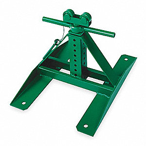 Adjustable Reel Stand,28 In Max Height