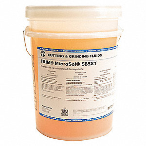 Liquid Cutting Oil, Base Oil : Semi-Synthetic, 5 gal. Pail