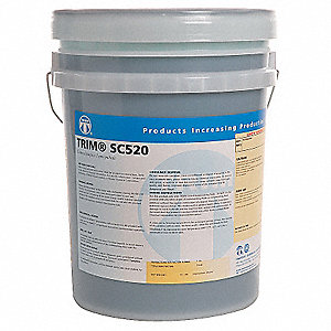 Semi-Synthetic Coolant, 5 gal. Bucket, 1 EA