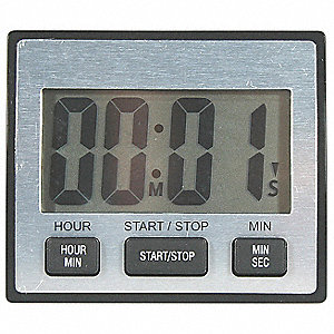 Digital Count Down Timer