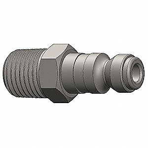 Steel Automotive Quick Coupler Plug
