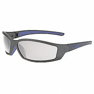 Uvex SolarPro Scratch-Resistant Safety Glasses, SCT-Reflect 50 Lens Color