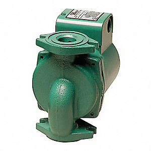 Hydronic Circulating Pump,1/6HP,Sweat
