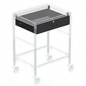 Locking Drawer, 30 lb. Load Capacity